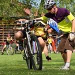 MTB Technik Nachwuchsbiker