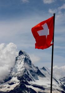 Ein Hoch auf die Schweiz